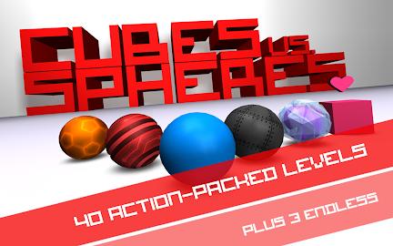 Cubes vs. Spheres Screenshot 10