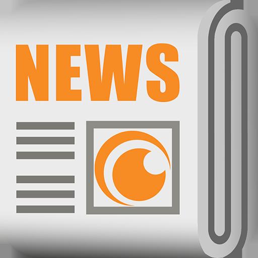 Crunchyroll News LOGO-APP點子