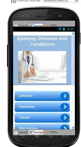 Epilepsy Disease Symptoms