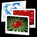 Valentine's Wallpaper Browser icon