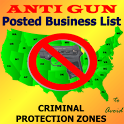 Posted! - Carry List Anti-Gun icon