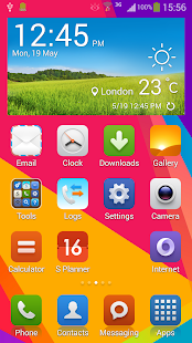Download MIUI 6 - Launcher Theme v1.0.1 APK for Android