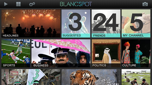 Blancspot: The Art of Now