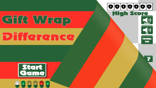 Gift Wrap Difference