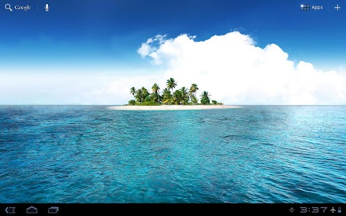 Island HD lite old - screenshot thumbnail
