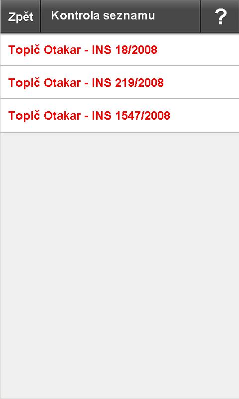 Dlužníci 2013 FREE- screenshot