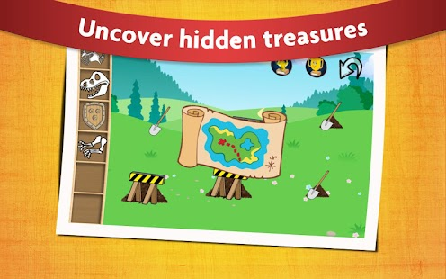 Kids Dinosaur Game Free- screenshot thumbnail