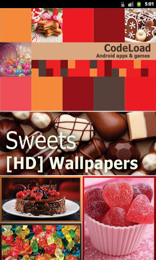 Sweets [HD] Wallpapers