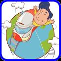 해외여행 맛집 지하철 지도-홍콩 뉴욕 파리 도쿄 상해 icon