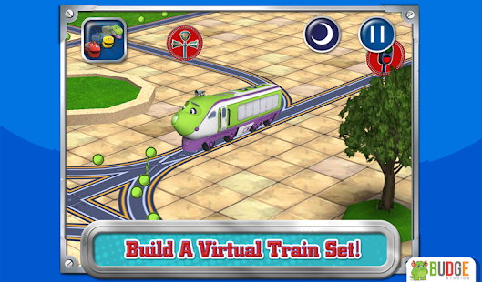 Chuggington: Kids Train Game- screenshot thumbnail