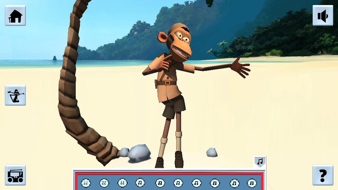 Marco Macaco – screenshot