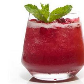Cranberry Slush.