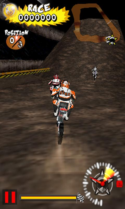 eXtreme MotoCross 2 Free - screenshot
