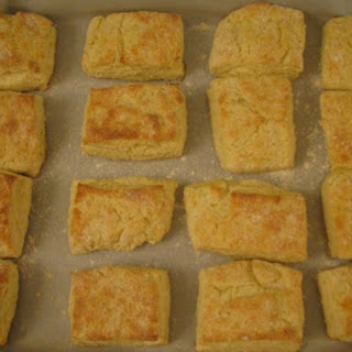 Leftover Mashed Potato Biscuits.