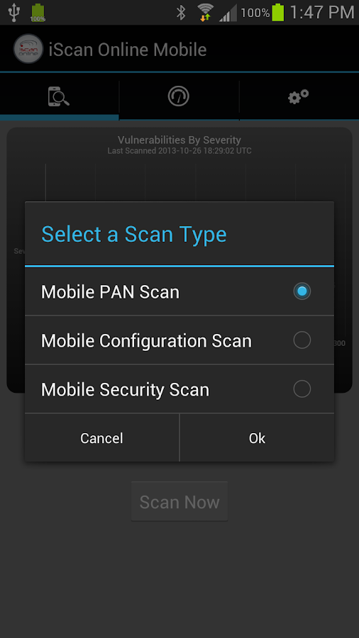 Mobile Security & Compliance- screenshot