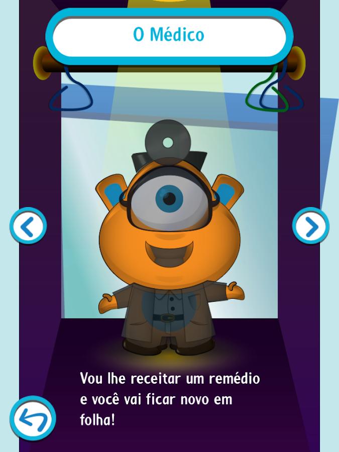 Guarda Roupas Mágico do Pebê- screenshot