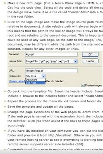 Dreamweaver Tutorials - Lite - screenshot thumbnail