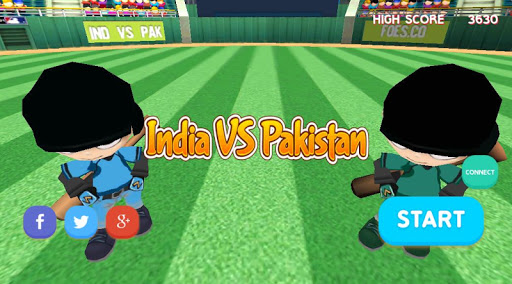 India Vs Pakistan Cricket 2015