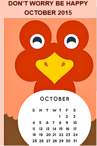 Fun 2015 Calendar Free