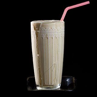 Peanut Butter Bourbon Milkshake