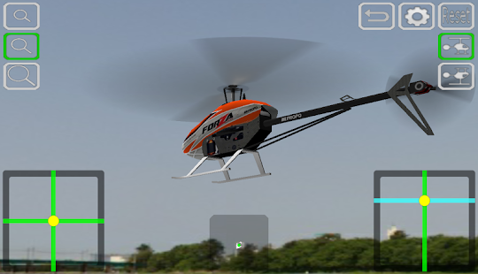 Indoor Heli Sim 3D Free- screenshot thumbnail