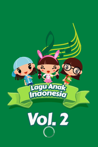 Lagu Anak Indonesia Vol.2