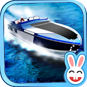 Motor Boat River Run 3D