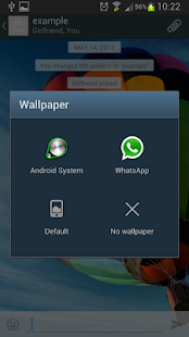 Wallpapers for WhatsApp - screenshot thumbnail