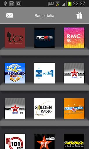 Radios Italia Top radio IT