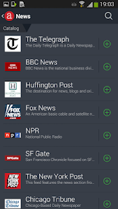 Anews: all the news and blogs v2.7.166