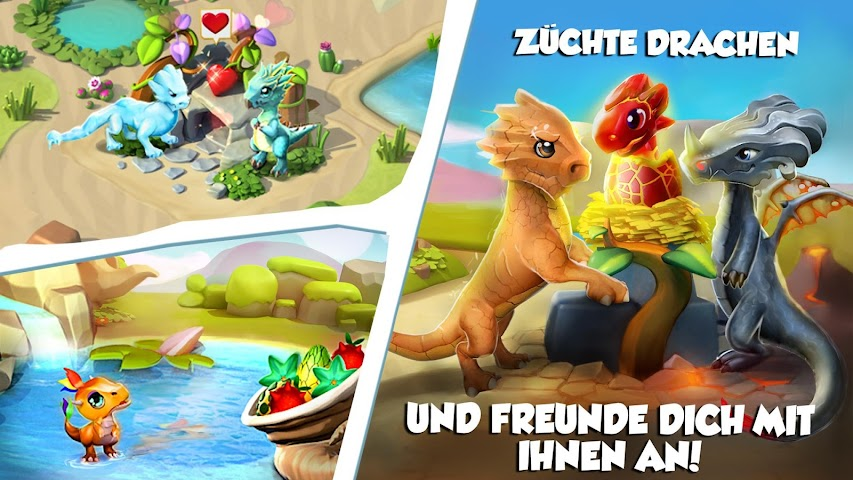 android Dragon Mania Legends Screenshot 13
