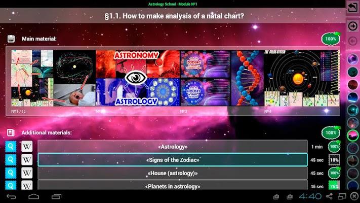 Astrology School, 1 - screenshot