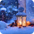 Snowstorm Wallpaper icon