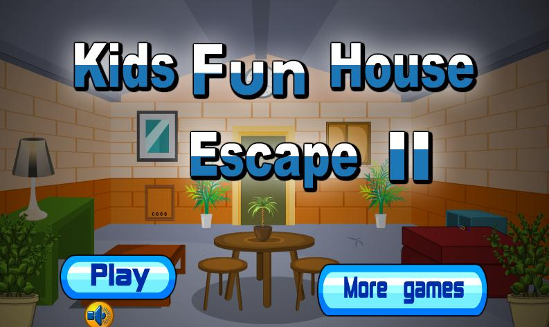 Kids fun house escape game 2 android apps on google play for Minimalist house escape 2