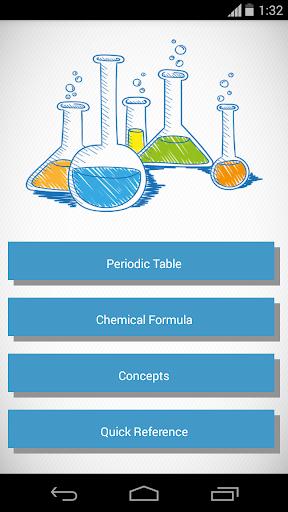 Complete Chemistry App 1.0.1 screenshots 2
