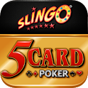 Slingo 5 Card Poker icon