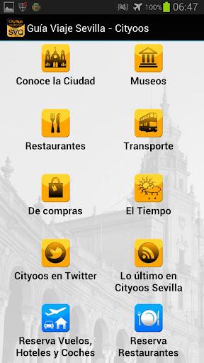 Guía Viaje Sevilla - Cityoos