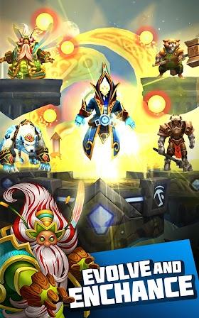 Etherlords (Arena) MOD 1.5.1.39923 APK