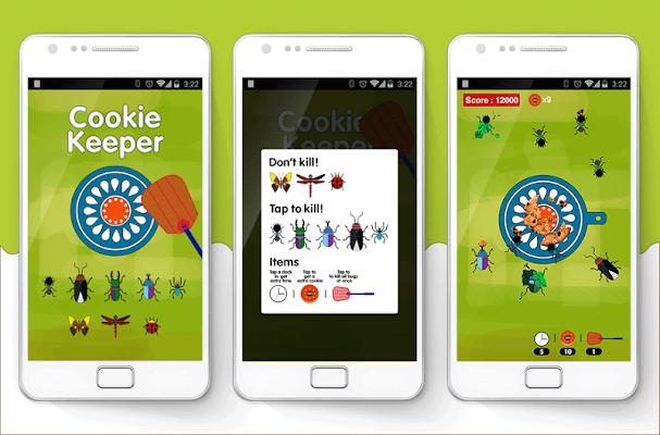 Cookie Keeper! - Hardest Game - screenshot
