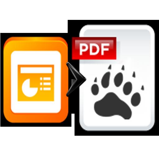 Powerpoint to PDF Converter LOGO-APP點子