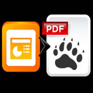 Powerpoint to PDF Converter 商業 App LOGO-硬是要APP