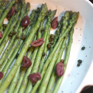 Baked Asparagus Spears