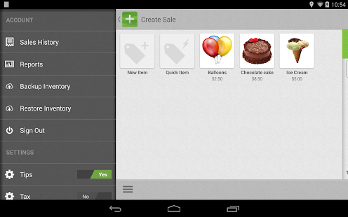 AprivaPay Plus for Tablet- screenshot thumbnail