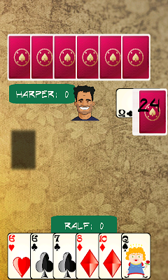 Fool game - screenshot