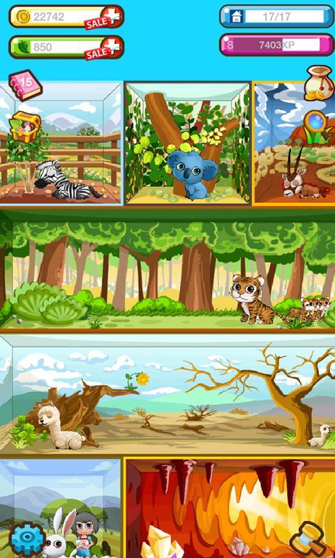 Pet Inn and Friends - screenshot