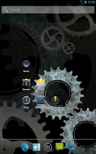 Steampunk Gears Wallpaper Free- screenshot thumbnail