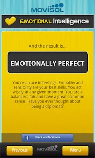 Emotional Intelligence- screenshot thumbnail