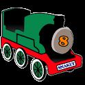 Snakey Train logo