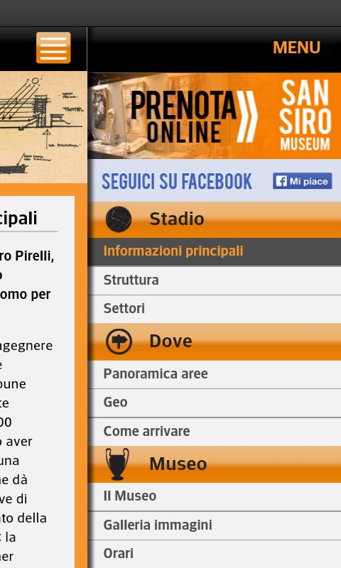 Stadio San Siro- screenshot