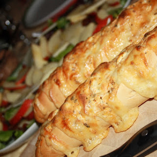 Cheese Baguette.